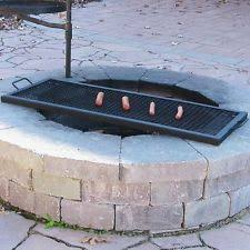 Cowboy Grill And Fire Pit by Fire Pit Grate Ebay