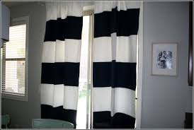 Horizontal Stripe Curtains Black And White Striped Curtains Vertical Curtains Gallery