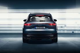 porsche cayenne interior new porsche cayenne is here for 2018 by car magazine