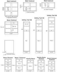kraftmaid kitchen cabinet sizes kraftmaid cabinet sizes chart fanti blog