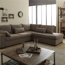 canapé d angle livraison gratuite canapé d angle fixe ou convertible chiné odessa bultex la
