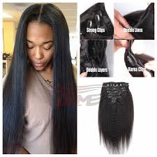 hair clip ins 91 best clip in human hair extension images on africa