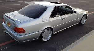 1993 Mercedes Coupe Part 1 1995 Mercedes Benz S500 Lorinser Coupe C140 W140 Not Amg