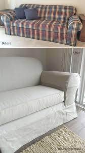 Canvas Sofa Slipcover February 2017 The Slipcover Maker
