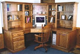 solid wood corner computer desk with hutch solid wood corner computer desk