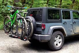 jeep wrangler mountain bike bikes spare tire bike rack for rav4 yakima sparetime vs thule