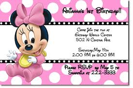 minnie mouse baby shower invitations baby shower invitations