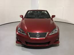 lexus cars under 20000 2014 used lexus is 250c 2dr convertible at bmw north scottsdale