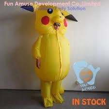 pikachu costume design mascot costume pikachu costume buy