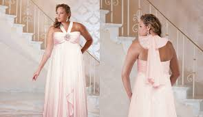 plus size bridal spotlight show some color on your special day