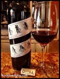 coppola director s cut the wine for oscar director s cut zinfandel rockin