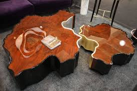 Wood Living Room Tables Wood Coffee Table From Minimalist To Wonderfully Intricate