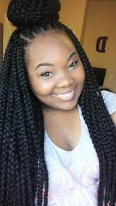 how many packs of hair for box braids i love this braid pattern for crochet braid hairstyles hair
