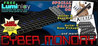 guitar black friday coda u0027s black friday black limba bolt kit kieselguitarsbbs com