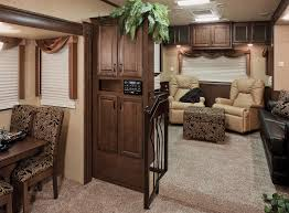 5th wheel with living room in front stone front living room 5th wheel cabinet hardware room front