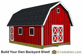 12x20 shed plans easy to build storage shed plans u0026 designs