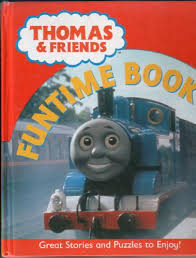 thomas friends funtime book children u0027s bookshop hay wye