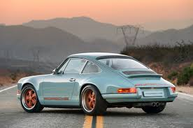 porsche singer what car deserves the