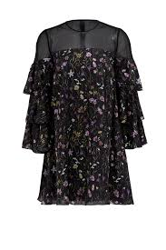 cynthia rowley blouse prairie floral trapeze dress by cynthia rowley for 129 rent the
