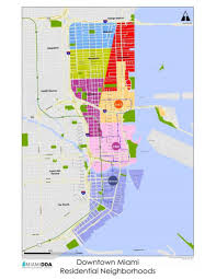 Map Of Miami Neighborhoods by Market Trends Greater Downtown Miami Rental Market Melanie In