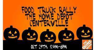 depot centerville food truck rally