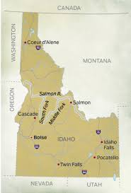 Usps Route Map by Flying The Mail In Remote Idaho Flight Today Air U0026 Space Magazine
