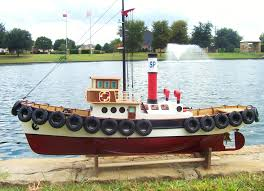 rc savannah harbor tug boat u2013 ready to run the scale modeler