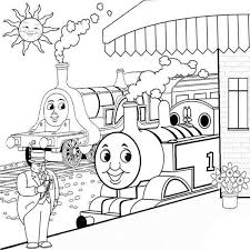 stunning thomas friend coloring pages gallery printable coloring