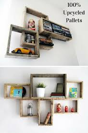 kitchen shelf decorating ideas amazing pallet kitchen shelves interior design ideas interior