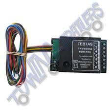 cute smart bypass relay teb7as 7 way u2013 towing and trailers ltd
