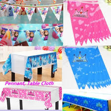 Party Table Covers Party Table Cover Pennant Happy Birt End 2 10 2016 6 15 Pm