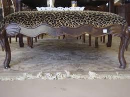 coffee table fresh dallas leopard print ottoman coffee table 20564