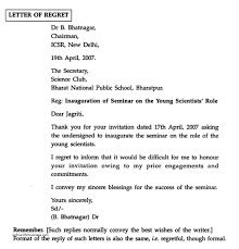 wedding wishes regrets wedding invitation regrets sle new rejection letter for event