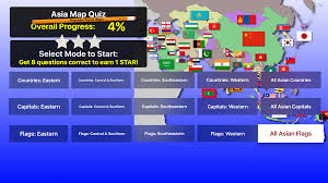 asia map quiz app ranking and store data app annie