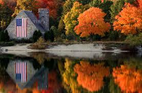 Massachusetts scenery images Old stone church on the wachusett reservoir in the neighborhood jpg