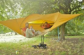 the stingray suspended tent canopy portable building store