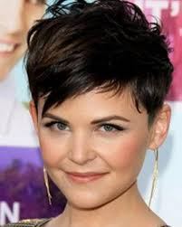 shortcuts for black women with thin hair short haircuts with bangs for women with round faces short