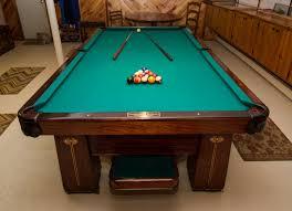 brunswick monarch pool table brunswick balke collender antique pool table regina 7 500