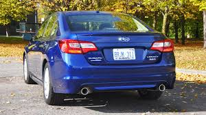subaru legacy 2016 blue 2015 subaru legacy 3 6r test drive review