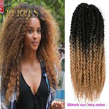 best synthetic hair for crochet braids twist long havana mambo twist crochet braids hair afro kinky twist