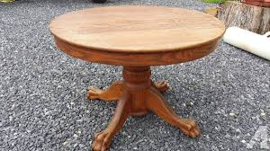 Antique Round Oak Pedestal Dining Table Home Design Oak Dining Table Antique Oak Dining Table Antique
