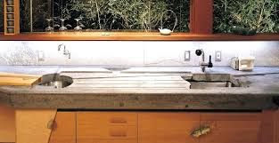 Concrete Kitchen Sink by Cement Kitchen Sink U2013 Meetly Co