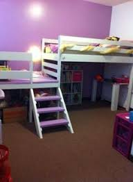 Short Loft Bed Fire Station Loft Bed You Can Build Yourself For When Baby Is