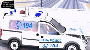 opel combo 2017 opel combo ambulance gta san andreas tuning 4k 60fps