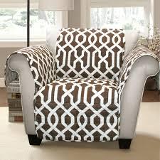 Armchair Protectors Covers Edward Furniture Protector Trellis Walmart Com