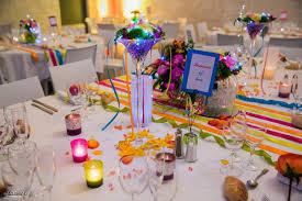 couleur mariage decoration mariage theme couleurs