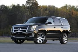 cadillac suv gas mileage gm size suvs to get diesel engine option for fuel efficiency