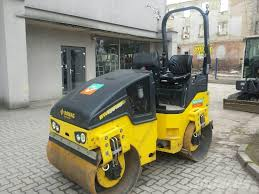 bomag bw 120 ad 5 twin drum rollers price 16 872 year of