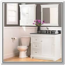 Bathroom Vanities Ottawa Wondrous White Bathroom Vanity Home Depot Elpro Canada Lights