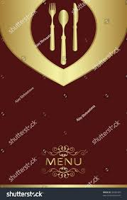 menu card templates menu card design templates free card design ideas